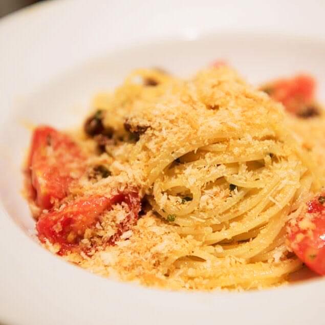 night-food-pasta